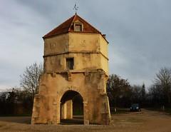 Pigeonnier de la poste royale de Sauzé Vaussais, 1463 (selection explore flickr 28 janvier 2014 #161)