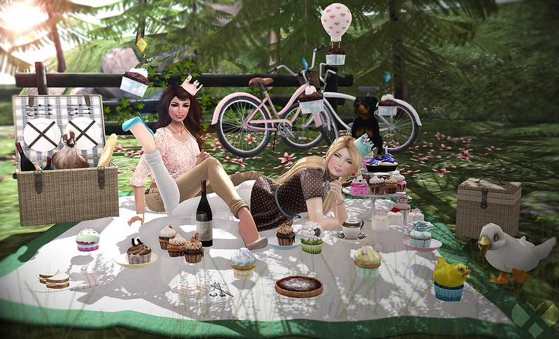 Cupcake Princesses!