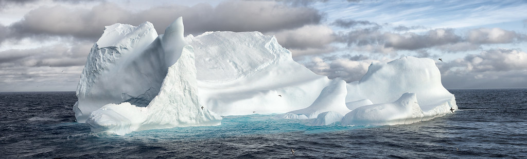 Iceberg Sighting Drake Passage