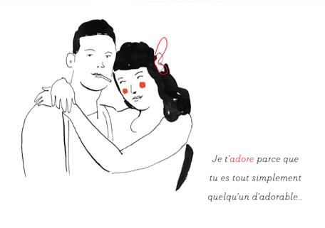 S.Valentine by la casa a pois
