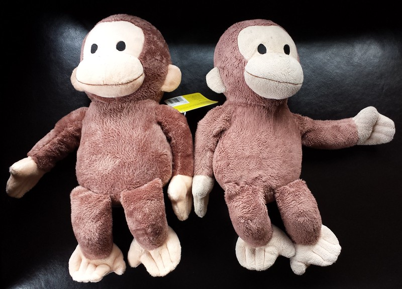 Evil twin Monkeys