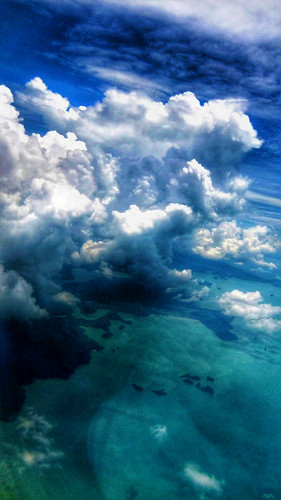 sea sky seascape nature clouds island coast malaysia langkawi hdr a