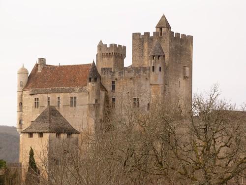 Castillo de Beynac (Périgord, Francia)