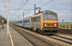 SNCF BB 26043 - Photo of Chalou-Moulineux