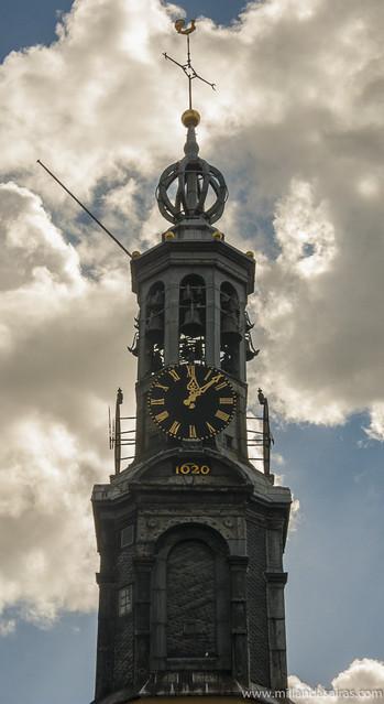 Munttoren o Torre de la Moneda