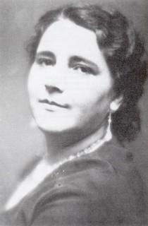 Mary Bolduc, circa 1930 / Mary Bolduc, vers 1930