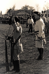Reconstitution de la bataille de Limonest - 20 mars 1814
