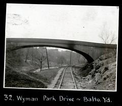 Wyman Park Drive
