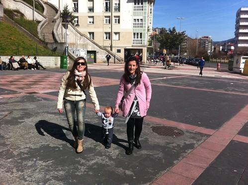 Walking With Ian