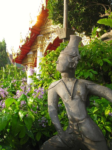 Jardines del Wat Pho