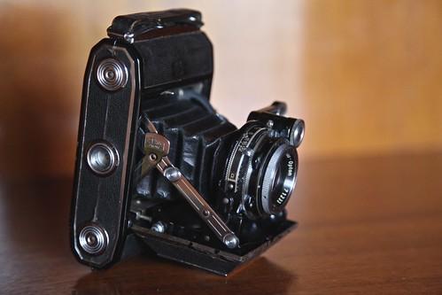 Camera Zeiss Ikon Super Ikonta 531