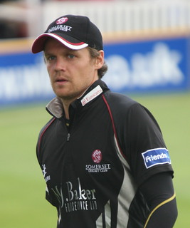 James Hildreth - Somerset ccc