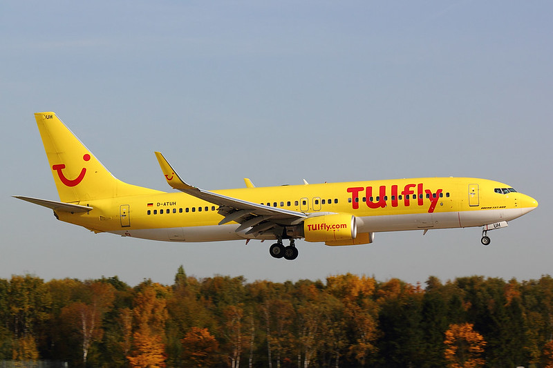 TUIfly - B738 - D-ATUH (2)