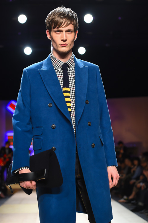 FW14 Tokyo beautiful people007_Felix Gesnouin(Fashion Press)