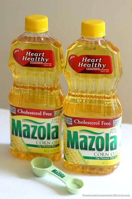 Aceite de Maíz Mazola