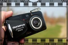 Olympus µ[mju]-II Zoom 80