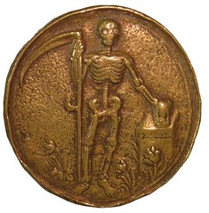 1682 Hortus Medicus token reverse