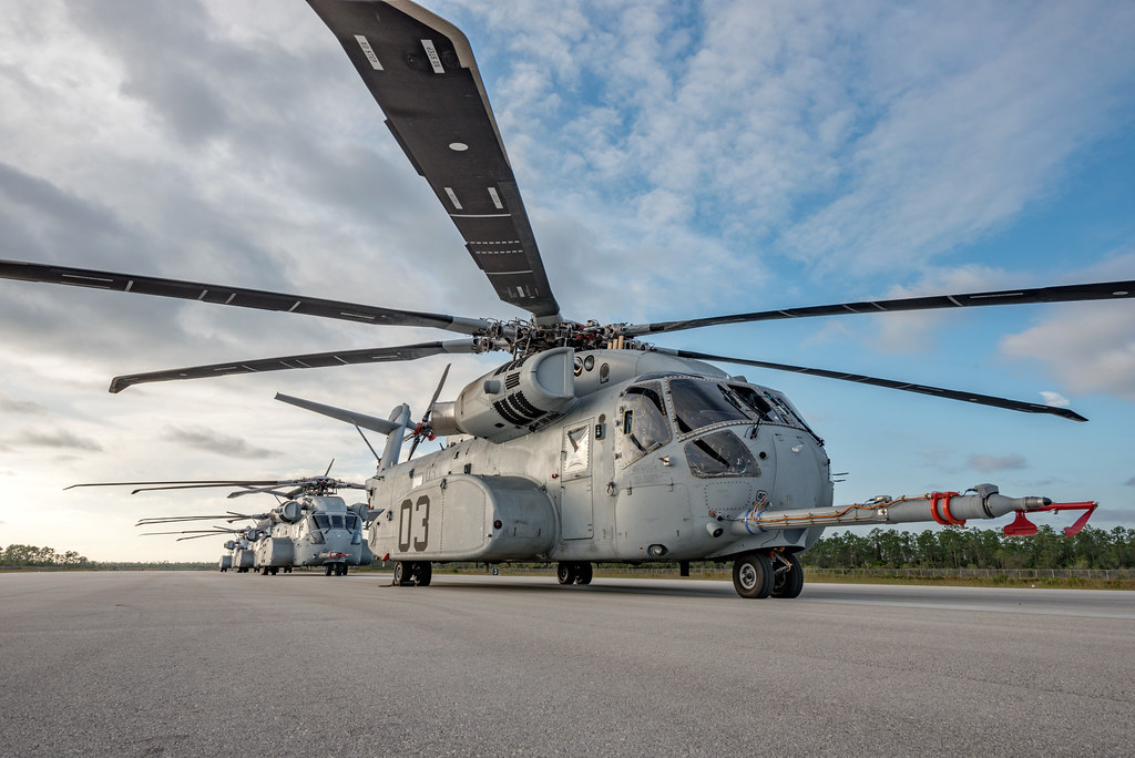 Sikorsky CH-53K