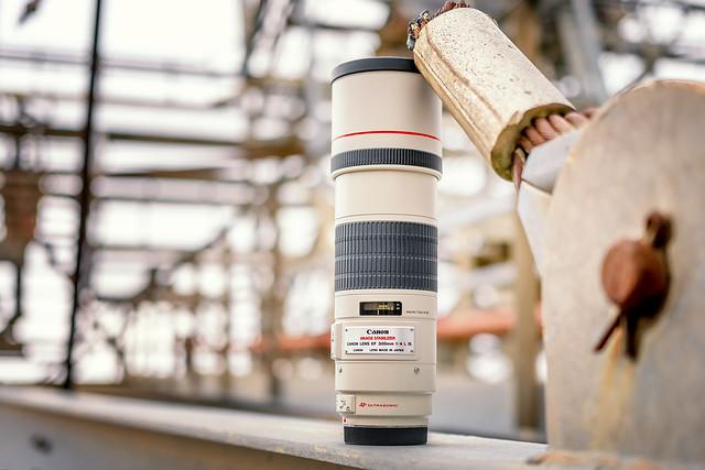 Industrial EF300mm ƒ/4L IS USM