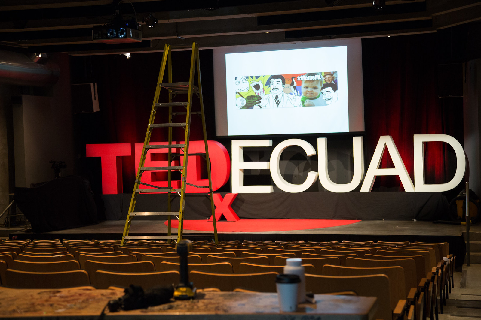 TEDxECUAD 2017 | Bridging the Gap