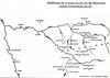 Herkunftsorte der aus dem Sauerland nach Billed Eingewanderten Familien