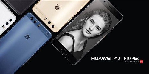 New Huawei P10 and P10+