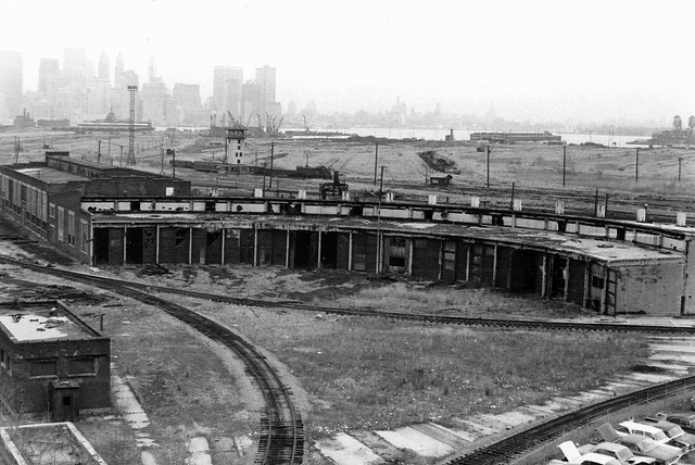 Precisely where Liberty State Park's
