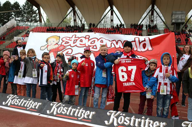 15.04.2017   FC Rot-Weiß Erfurt vs. KSV Holstein Kiel 1-1, Foto: Frank Steinhorst-Pressefoto