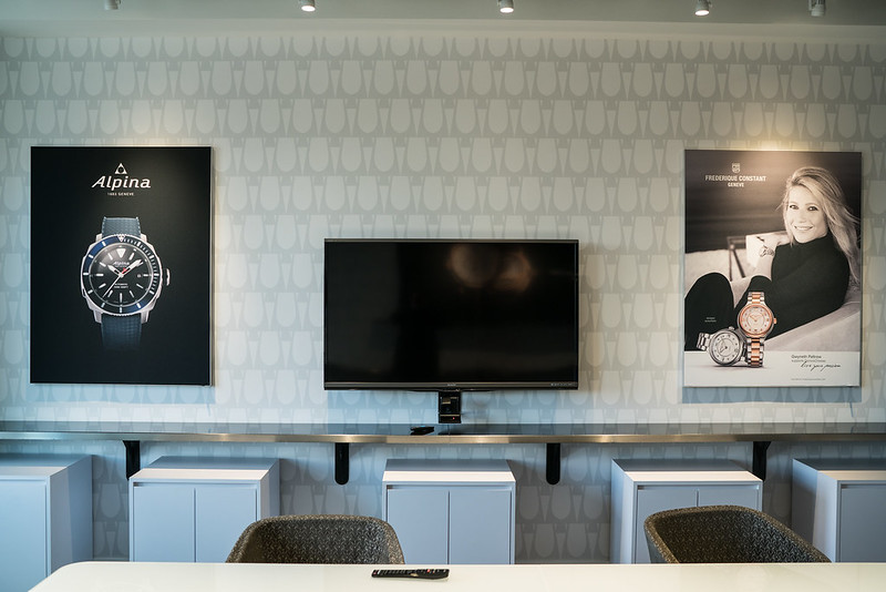 SEG Non-lit Fabric-Bulova Office