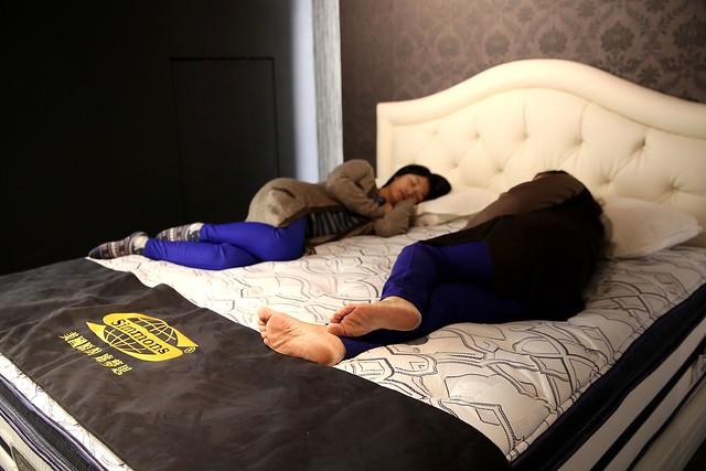 【美国席梦思名床2万有找】4/1-4/5 仅有五天: 品牌床垫首卖会 林口/新庄/内湖馆 全台同步 @amarylliss。艾玛[随处走走]