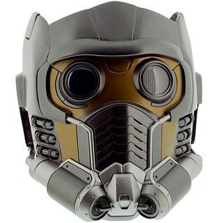 與電影道具相同模具製作! 究極的《星際異攻隊》星爵頭盔 1:1 複製品 STAR-LORD HELMET Replica