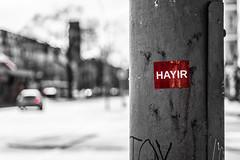 HAYIR!