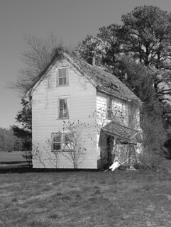 Abandoned House Worcester County MD