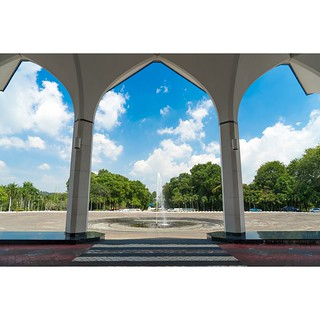 Blue Mosque  #vsco  #traveltheworld #Malaysia #travelblogger #color #sony📷 #sonya7 #travelgram  #shahalam