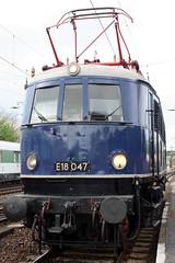 Baureihen 118, 119