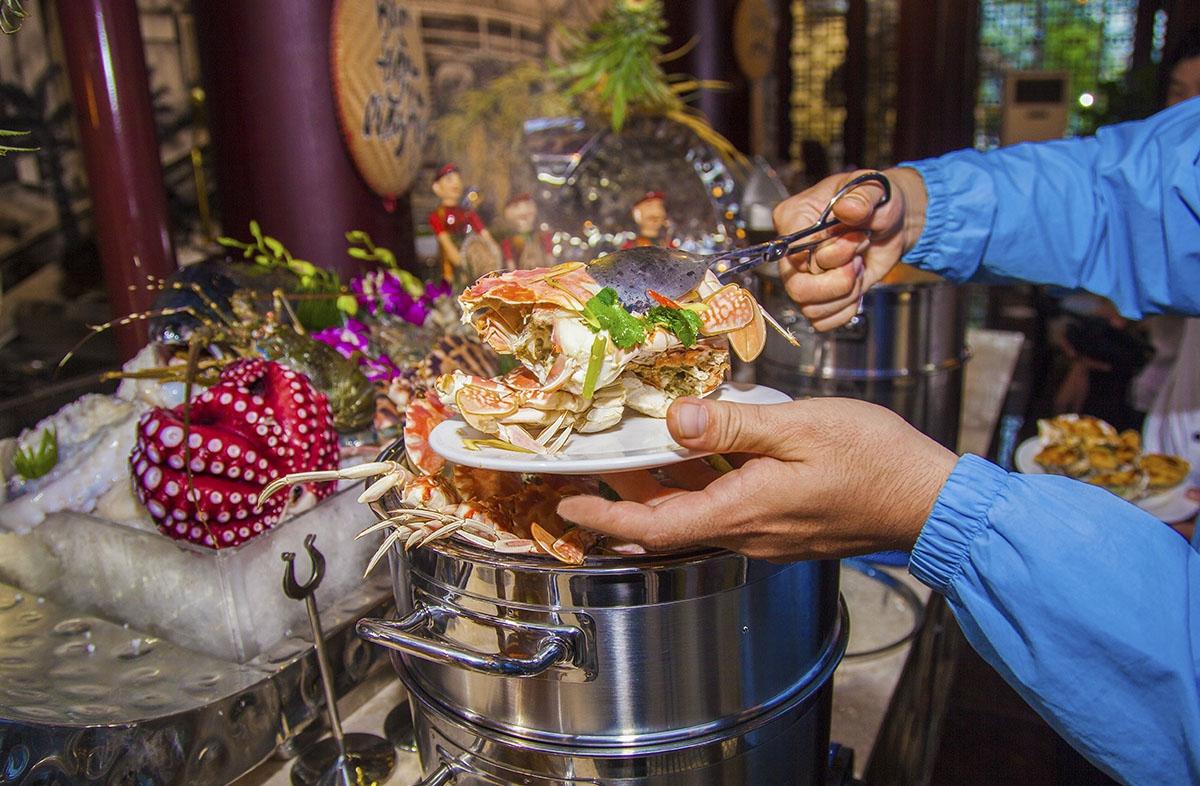 Nhà hàng SOHO Buffet & Alacarte - Khám phá thiên đường ẩm thực thế giới ngay giữa thành phố Đà Nẵng 15
