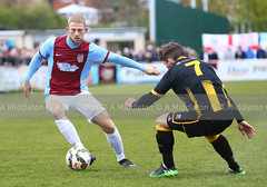 15/04/2017 South Shields vs Morpeth