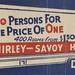 Shirley-Savoy Hotel - Denver, Colorado by The Cardboard America Archives