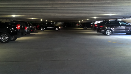 Parking Garage Again