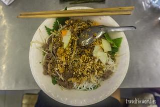 Beef Noodle Salad