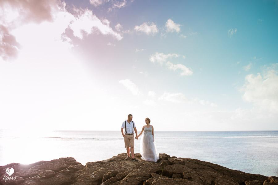 Featured Album: Adam & Chelsea, Maternity and Family photographer Rarotonga.