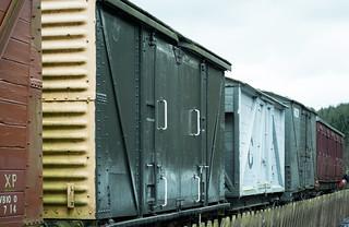 20170330-21_Levisham Station Goods Wagons in Sidings