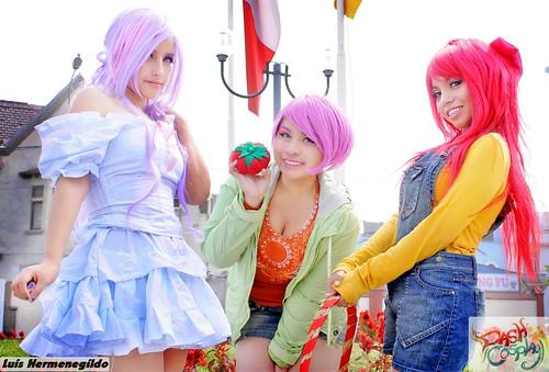 MLP Cutie Marks Crusaders by Rini, Narumy & Orihime