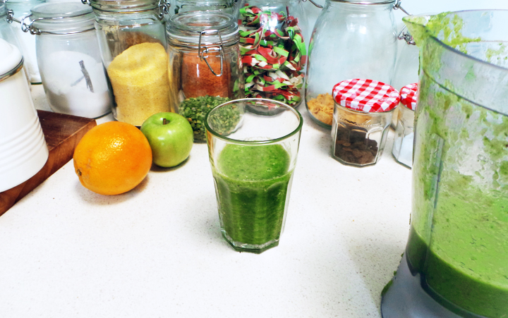 green-smoothie c