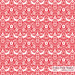 Lovebirds Pattern - Red