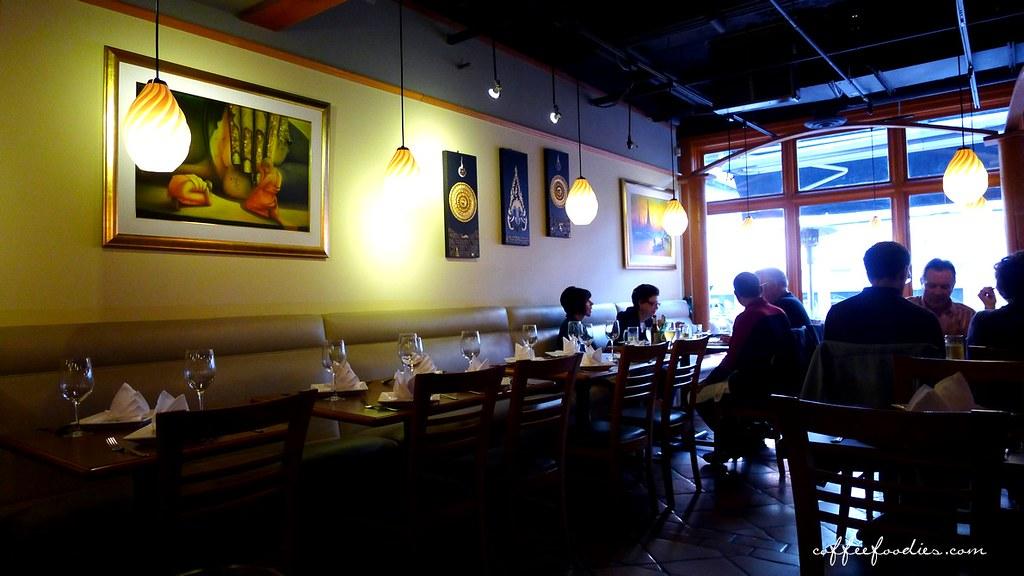 Vancouver Thai Restaurant 77