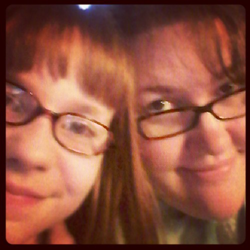 You'd never guess we were fighting 40 min ago... by Emilyannamarie