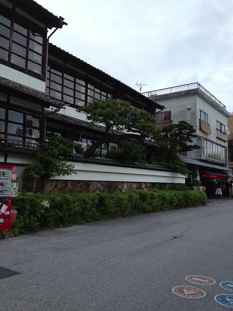 料亭臨水で卸団地組合 山崎幹事の送別会でした。 by haruhiko_iyota
