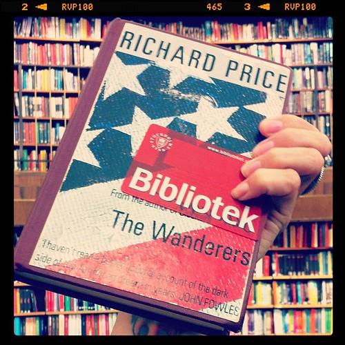 Boken som allra mest inspirerat Dennis Lehane till att börja skriva. Vördnaden!