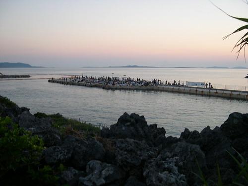 【写真】離島めぐり : クイヌパナ